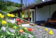 Holzblockhaus Landhaus Helmer