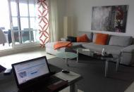 2 Zimmer Ferienwohnung mit Seeblick